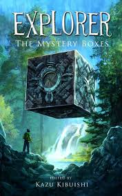 book explorer 1 the mystery bo by kazu kibuishi