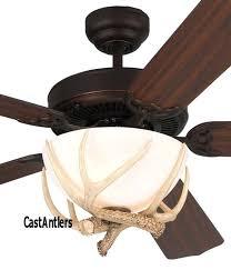 rustic cabin ceiling fans rustic faux antler ceiling fan rustic cabin ceiling fan with light