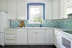 modern white cabinets kitchen. Modren Modern BlueWallsBluebacksplashwhitecabinetskitchen And Modern White Cabinets Kitchen S