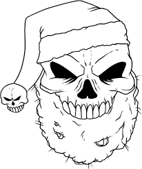 Small Picture Free Printable Skull Coloring Pages For Kids Throughout Es