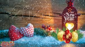 Happy New Year 2020 Hd Wallpaper 19201080p Download Free