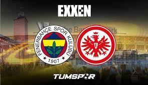 Frankfurt Fenerbahçe maçını veren yabancı kanallar! Fenerbahçe Avrupa Ligi  maçı şifresiz nasıl izlenir? - Tüm Spor Haber