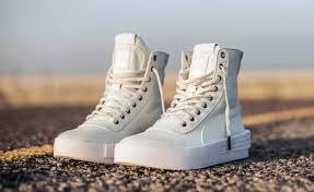 puma xo shoes. image via puma the weeknd parallel xo xo shoes e