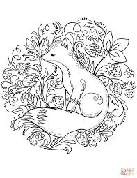 Forest Animal Coloring Page Forest Animals Coloring Book Free Coloring Pages