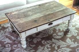distressed wood furniture diy. Distressed Wood Table Coffee Top Diy . Furniture E