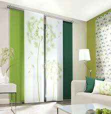 green panel curtains other sizes printing of decorative scarves in the same motif or creating panel