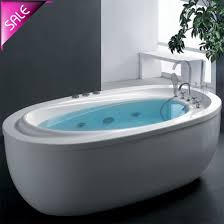 hot freestanding massage with seat bathtubs sr5d034