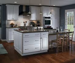 white thermofoil cabinet doors. Beautiful White White Thermofoil Kitchen Cabinets By Homecrest Cabinetry Intended Cabinet Doors S