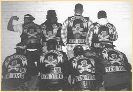 <b>New York</b> City Street Gangs of the 70's | <b>Motorcycle clubs</b>, Biker ...