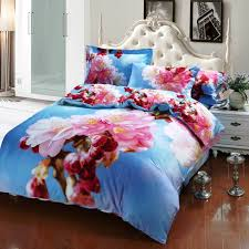 image of cherry blossom duvet cover