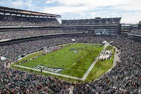 Philadelphia Eagles Seating Chart Lincoln Financial Field Philadelphia Eagles Football