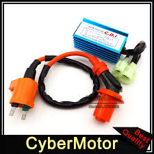 compare prices on atv cdi box online shopping buy low price atv performance ignition coil 6 pins wires ac cdi box for chinese pit dirt bike atv quad