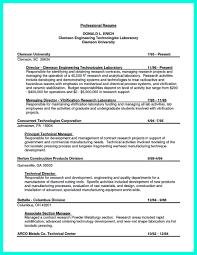 Engineering Resume Objective Examples Infoe Link