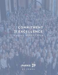 2019 Annual Report by Parks - issuu