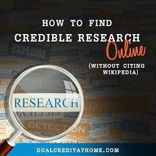 How To Research Online Without Citing Wikipedia