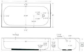 dimensions of a standard bathtub small bathtub sizes bathtub width standard bath width standard bathtub width