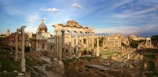 Образ художественной культуры Древнего Рима Особенности римской  Римский Форум