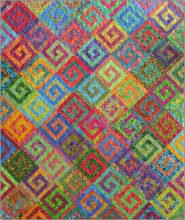 490 best Log Cabin images on Pinterest | Log cabin quilts, Log ... & inspiration only. easy to do using the log cabin method Adamdwight.com