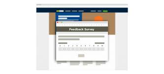 Product Survey Templates Magnificent 44 Easy Ways To Survey Your Website Visitors SurveyMonkey