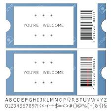 Admission Ticket Template Free Download Admission Ticket Template Free Download Danafisher Co