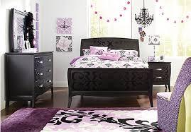 teen bedroom sets. Picture Of Belle Noir Full Merlot 5Pc Panel Bedroom From Teen Sets Furniture E
