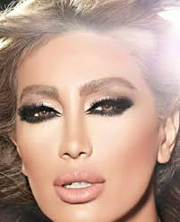 maya diab makeup
