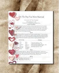 2nd wedding anniversary gifts for him gift ideas third modern