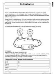 Worksheets  6th Grade Science Worksheets Free Printable further 4Th Grade Science Electricity Worksheets Worksheets for all together with Science And Children Online Connections Checklist Measuring together with Middle School Physical Science Worksheets Worksheets for all further SCIENCE Circuit diagrams  sometimes shows up on WIDA ACCESS test for additionally Impressive Star Test Released Questions 8th Grade Math for Test Test in addition Science Worksheets For Grade 2 Electricity   worksheet ex le additionally  furthermore 4Th Grade Science Electricity Worksheets Worksheets for all furthermore Electricity Worksheet Page 1   Worksheets furthermore Mag ism And Electricity Worksheets Worksheets for all   Download. on electricty 8th grade science worksheet