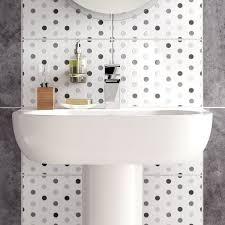 white arabesque tile bathroom Brightpulse