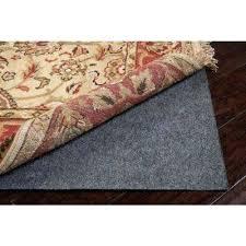 best rug pad round 9x12 n best rug pad corner safe pads hardwood floors