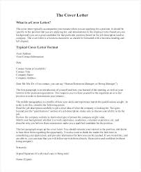 Introduction Cover Letter Examples Introduction Of A Cover Letter