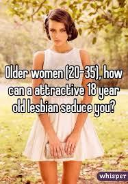 Lesbian 18 or older