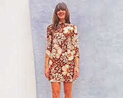 <b>High neck</b> dress | Etsy