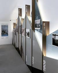 Photography Exhibition Design Lumen Museum Of Mountain Photography Sits On Top Of The