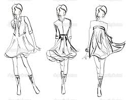 Small Picture Coloring Download Fashion Model Coloring Pages Fashion Coloring