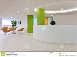 Modern office reception Receptionist Modern Office Reception Dreamstimecom Modern Office Reception Stock Photo Image Of Reception 16907972