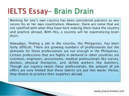 ielts essay writing brain drain here s a sample essay discussing brain drain jroozreview com 3