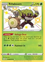 Check spelling or type a new query. Rillaboom Sword Shield Tcg Card Database Pokemon Com