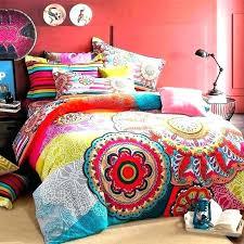 bohemian comforter set queen bohemian bedding set queen king size