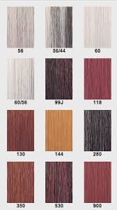Hair Color Chart Hair Stop And Shop
