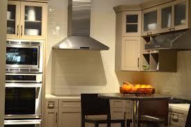 Kitchen Stove Vent Contemporary White Kitchen Exhaust Hoods Center Island Copper
