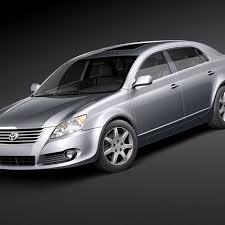 Toyota Avalon 2005-2010 3D Model $79 - .max .3ds - Free3D