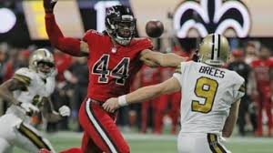 Falcons Release Official Depth Chart For Saints Game