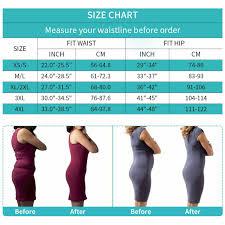 Shapermint Size Chart