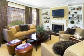 modern living room arrangement with tv impressive decoration small wonderful how to arrange your for t v and person corner fireplace recliner two sofa bay