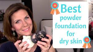best powder foundation for dry skin
