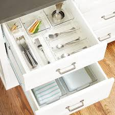 Linus Shallow Drawer Organizers