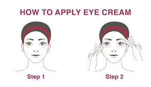 vine vera how to firm and protect the skin around your eyes how to apply eye