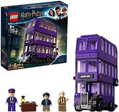 <b>LEGO</b> 75957 <b>Harry Potter</b> Knight Bus Toy, Triple-decker Collectible ...