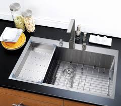 simple design high capacity handmade used kitchen sinks for wigh long warranty